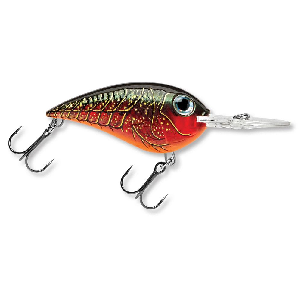"Rapala Crankin Rap CRR-8 Red Crawdad 2"" (discontinued by Rapala)"