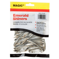 Magic Emerald Shiners Small 4 oz