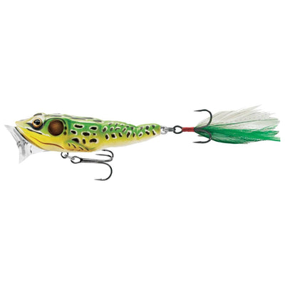 Live Target Frog Green/Yellow 2.5