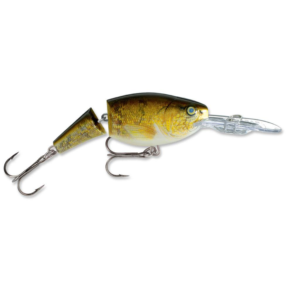 Rapala Jointed Shad Rap Walleye 1.5 Inch (suspending)