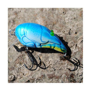 "Live Target Craw Pearl/Blue 3"" 3/4 oz Sinking New in Blue Box"