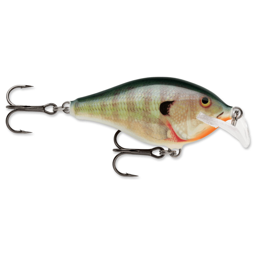 Rapala Scatter Rap Crank Shallow SSCRC-07 Bluegill Lure 2.75 Inch