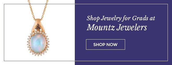 Shop Jewelry for Grads at Mountz Jewelers
