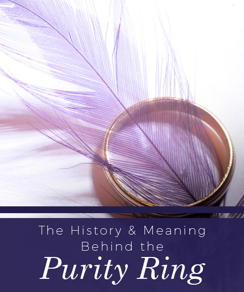 The History and Meaning of Purity Rings