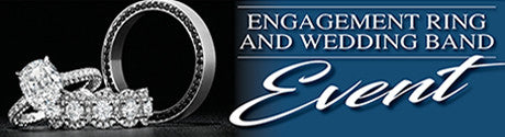 Engagement Ring & Wedding Band Event  August 26 - Colonial Park/Harrisburg | September 9 - Carlisle | September 23 - Camp Hill