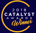 2018 Harrisburg CATALYST AWARDS Winner