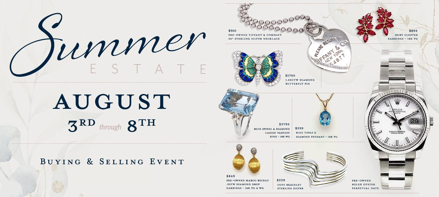 Summer Estate Buying and Selling Event