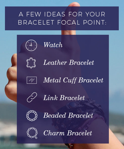 Bracelet Focal Point