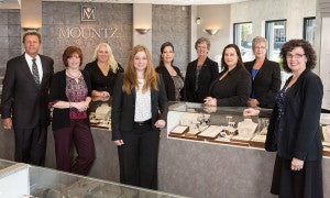 Mountz, a modern jeweler in Harrisburg, Carlisle, and Camp Hill, PA