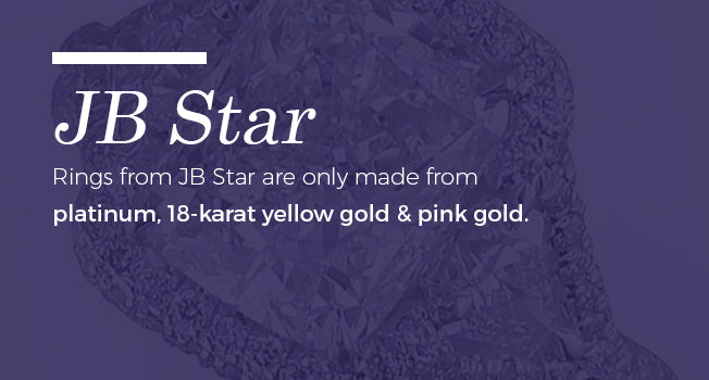JB Star Engagement Ring