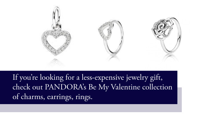 PANDORA Be My Valentine collection