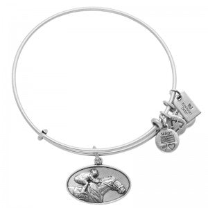 Alex and Ani Racehorse Charm in Silver