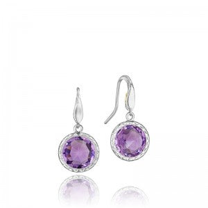 TACORI Lilac Blossoms Amethyst Drop Dangle Earrings available in our Colonial Park store.