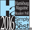 Harrisburg Magazine - Simply the Best 2016