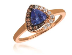 Le Vian rose gold ring