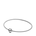 "Pandora Me 6.3"" Bangle in Sterling Silver - 598406C00-16"