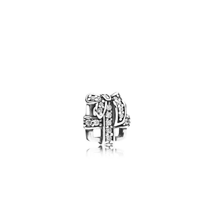 Pandora Gift petite element in sterling silver 792167CZ