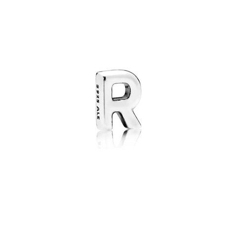 Pandora Letter R Petite Sterling Silver - 797336
