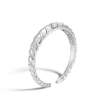 John Hardy 11MM Naga Flex Cuff Bracelet in Sterling Silver