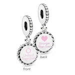 Pandora Uniited Together Dangle Charm S/S - ENG792018_45