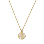 Ippolita .27CTW Pendant in 18K Yellow Gold