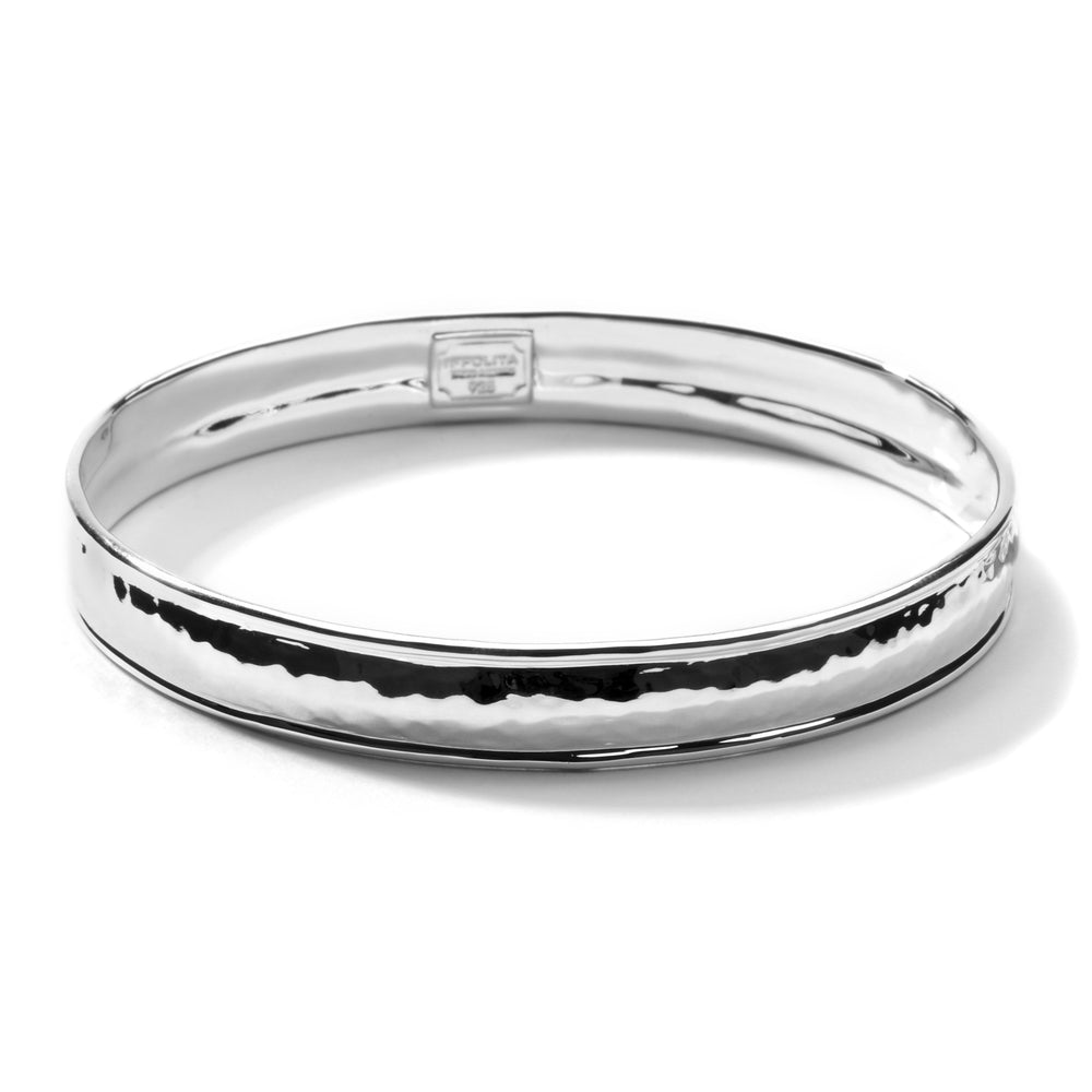Ippolita Bangle in Sterling Silver