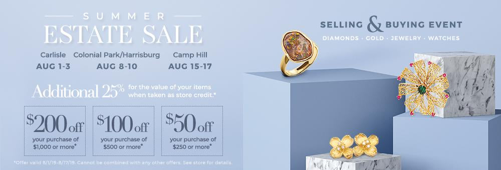 Million Dollar Diamond Sale