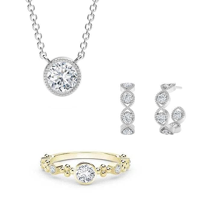 The Forevermark Alchemy (TM) Collection by Jade Trau
