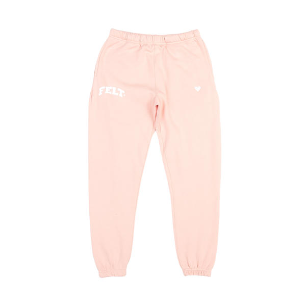 Pink Warm Up Sweatpant