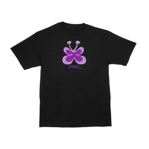 Another Butterfly T-shirt Black
