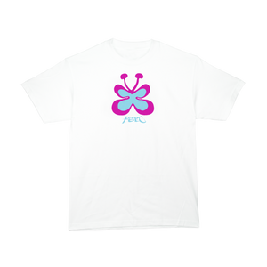 Another Butterfly T-shirt White