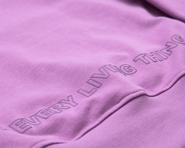Purple Starling Sweatshirt
