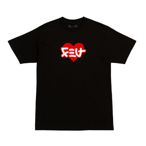 Black Valentines T-Shirt