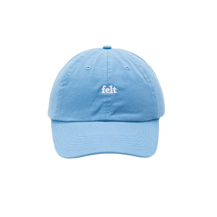 Sky Blue Logo Hat