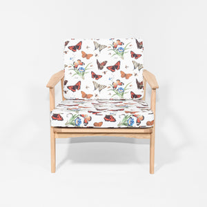 Medicom Toy Fabrick x Felt 1-Seater Chair