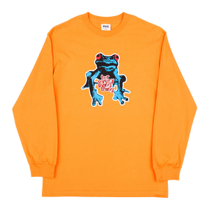 Orange Coqui Longsleeve Shirt