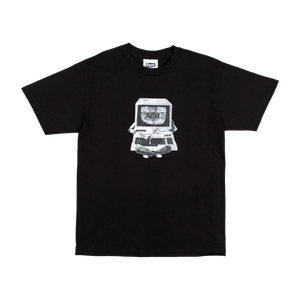 Black Dial Up T-Shirt