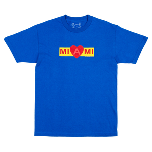 Blue Hotel Miami T-Shirt
