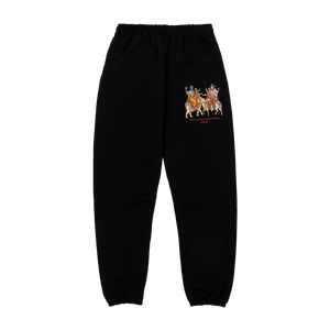 Holy Mountain Sweatpants Black