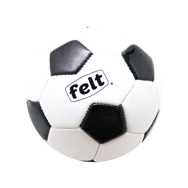 Mini Work Logo Soccer Ball