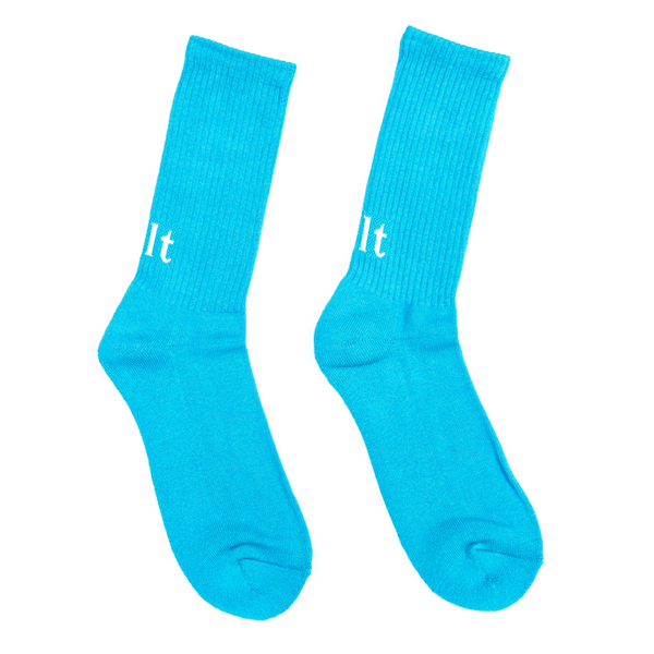 Blue Everyday Sock