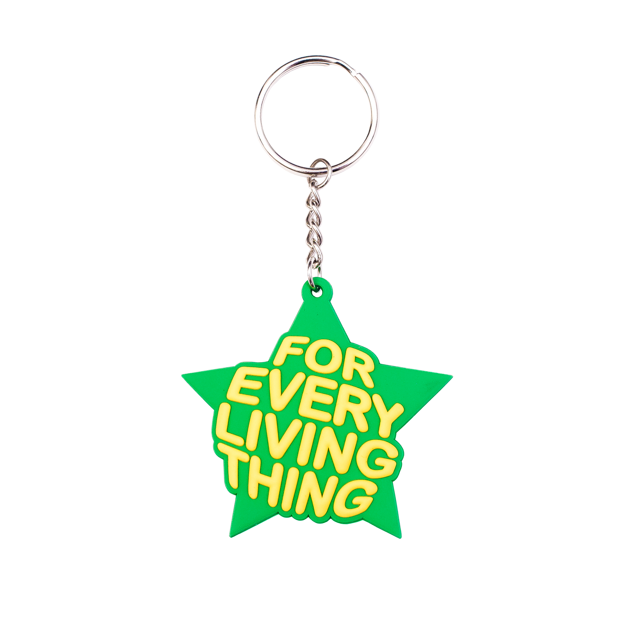 Green Starforce Keychain