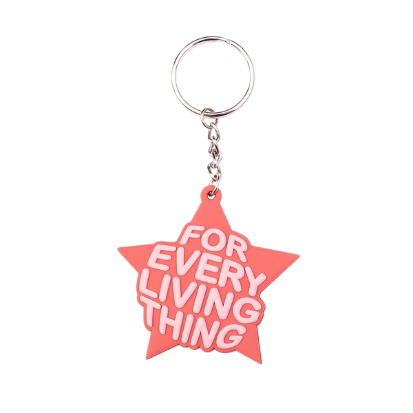Pink Starforce Keychain