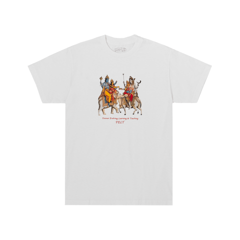 Holy Mountain T-shirt White