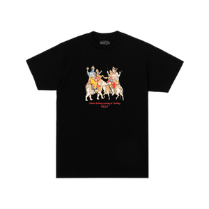 Holy Mountain T-shirt Black