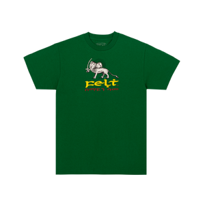 Bush Doctor T-shirt Green