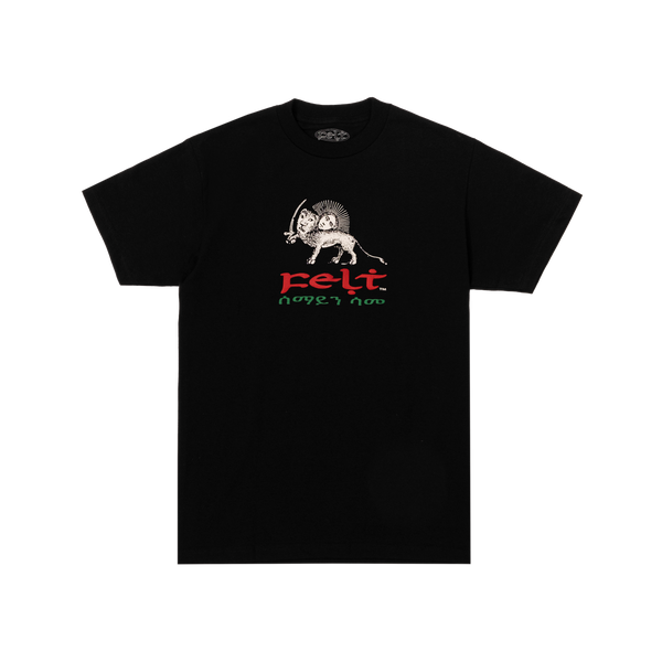 Bush Doctor T-shirt Black