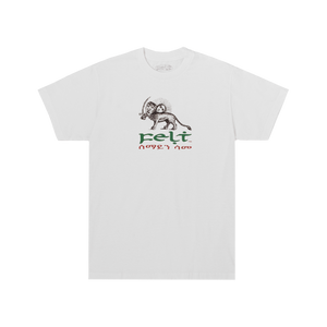 Bush Doctor T-shirt White