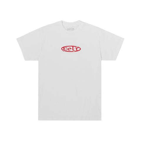 Dub Logo T-shirt White