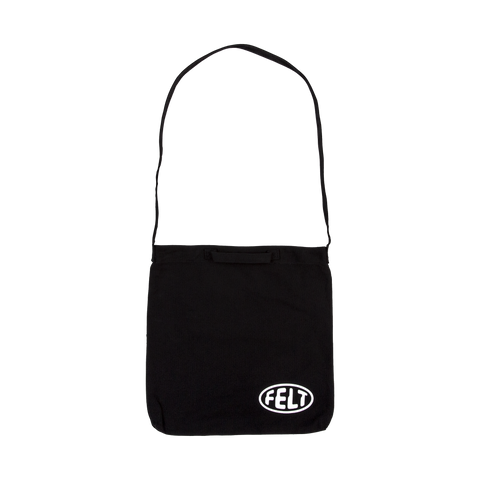 Black Everyday Tote Bag